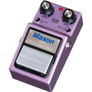 【商品名】Maxon PAC-9 Pure Analog Chorus ギターエフェクトペダル 【カ...