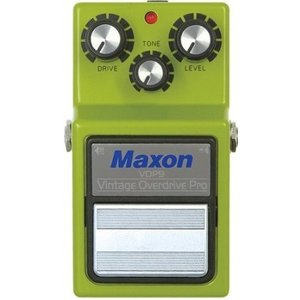 【商品名】Maxon VOP-9 Vintage Overdrive Pro ペダル 【カテゴリー】...