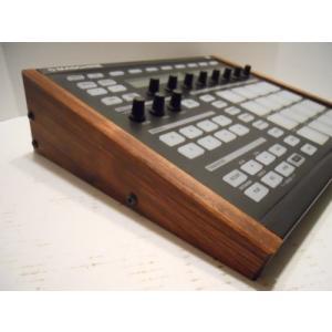 NI Maschine MK1/MK2 Elevated Wood Trim Kit CHERRY|worldmusic