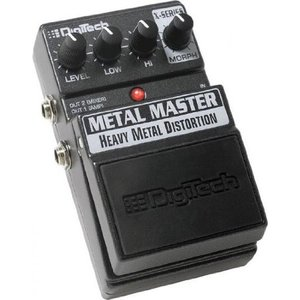 DigiTech デジテック XMM Metal Master Heavy Metal Distortion ディストーション ペダル|worldmusic|02