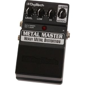 DigiTech デジテック XMM Metal Master Heavy Metal Distortion ディストーション ペダル|worldmusic|03
