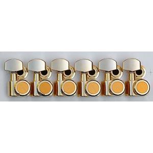 Fender Schaller Locking Tuners Gold フェンダー ロック式ペグ ロ...