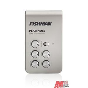 【商品名】Fishman Platinum Stage Analog Preamp プリアンプ  【...