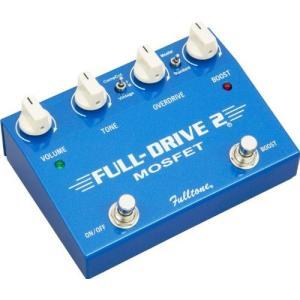 Fulltone Full-Drive 2 (MOSFET) Fullldrive  フルトーンオーバードライブ|worldmusic