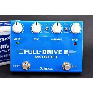 Fulltone Full-Drive 2 (MOSFET) Fullldrive  フルトーンオーバードライブ|worldmusic|02