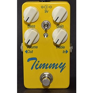 Paul Cochrane Timmy Overdrive Pearl in NY Yellow|worldmusic