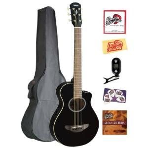 Yamaha ヤマハ APXT2 3/4-Size エレアコ Bundle with ギグバッグ ギターケース, チューナー, Instruction|worldmusic