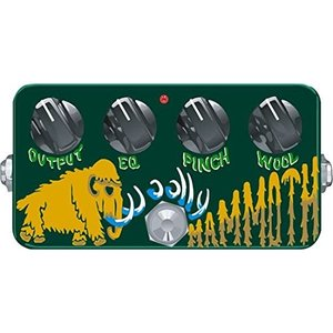 【商品名】Z.Vex Woolly mammoth  【カテゴリー】楽器:ギター:ギターエフェクター