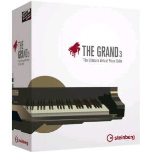 ◆ Steinberg THE GRAND 3 ◆最強ピアノ音源/アカデミック版 worldmusic