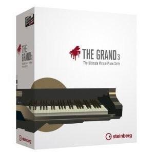 ◆ Steinberg The Grand 3 ピアノ音源◆通常版◆ スタインバーグ worldmusic