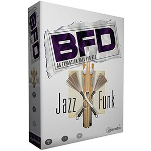 ◆BFD Jazz & Funk Expansion Pack BFD用拡張音源|worldmusic
