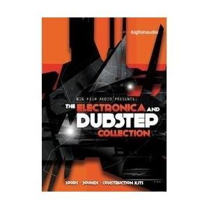 ◆Big Fish Audio The Electronica and Dubstep Collection◆ビックフィッシュオーディオ|worldmusic