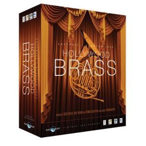 ◆EASTWEST HOLLYWOOD BRASS Gold Edition Win/Mac対応 ブラス音源  EW-203|worldmusic