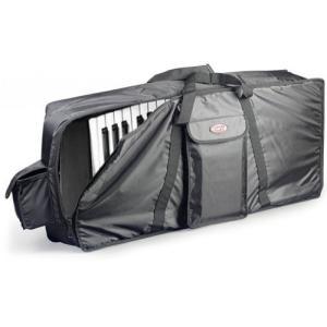 Stagg (スタッグ) K10-150 スタンダード 10mm ナイロン キーボード Bag - Black|worldmusic