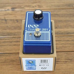 DOD Phasor 201 Analog True-bypass Phaser ペダル|worldmusic