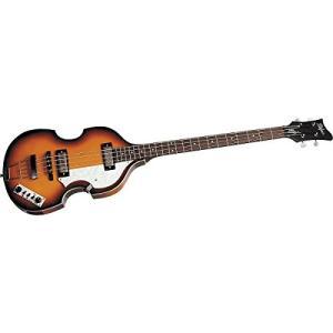 Hofner へフナー ヴァイオリンベース HI-BB-SB-O Ignition Violin Bass with Case, Sunburst|worldmusic
