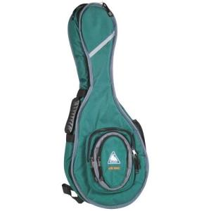 Boulder CB-320GN F Model Mandolin Bag Green|worldmusic