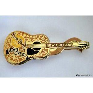 New Orleans Hard Rock Cafe Gibson (ギブソン) アコースティックギター w/ Rick Nelson アコースティッ|worldmusic
