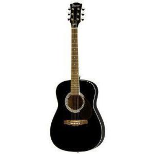 Maestro by Gibson (ギブソン) Parlor Size アコースティックギター Starter Pack, Black アコースティ|worldmusic