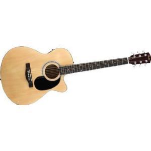 Fender (フェンダー) FA135CE Concert エレアコ Natural アコースティックギター アコギ ギター|worldmusic