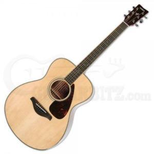 Yamaha ヤマハ Fs720s Folk Acoustic Guitar アコースティックギター Natural|worldmusic
