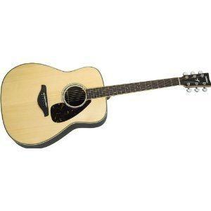 Yamaha ヤマハ Fg730s Solid Top Acoustic Guitar アコースティックギター Natural|worldmusic