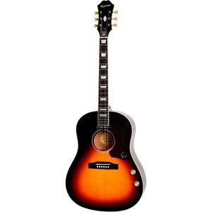 Epiphone (エピフォン) EJ-160E エレアコ, Vintage Sunburst アコースティックギター|worldmusic