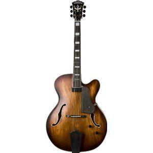 Washburn ワッシュバーン Jazz Series J600K Jazz Guitar ギター, Vintage Matte|worldmusic