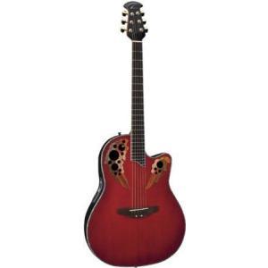 Ovation (オベーション) CC44Si Celebrity Idea エレアコ, Cherry Cherry Burst アコースティックギター|worldmusic