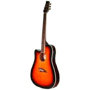 Kona K2 Series レフトハンドモデル レフティ 左利き Thin Body Electric アコースティックギターs エレ worldmusic
