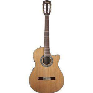 Fender フェンダー CN-240SCE Classical Acoustic-Electric ギター アコースティックエレクギター エレ|worldmusic
