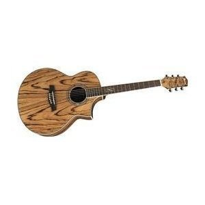 Ibanez アイバニーズ EW20ZWE EXOTIC WOOD SERIES Zebrawood Acoustic-Electric ギター アコースティック|worldmusic