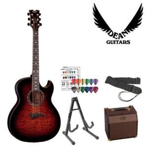 【商品名】Dean ディーン Guitars JB-EXQA-TGE-AMP-PROMO Acous...