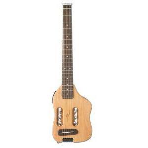 Traveler Guitar (トラベラーギター) Original Escape Acoustic-Electric Travel Guitar with Gig Bag エ worldmusic