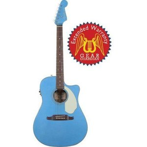 Fender (フェンダー) Sonoran SCE Dreadnought Cutaway エレアコ with Gear Guardian Extended Warranty|worldmusic