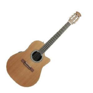 Ovation (オベーション) Celebrity CC059 Acoustic-electric Guitar, Natural Cedar エレクトリックアコ|worldmusic