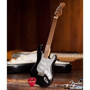 Mini Distressed Black Fender フェンダー Strat Guitar Replica エレキギター エレクトリックギター|worldmusic