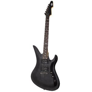 Schecter シェクター Avenger SGR 6-string Guitar, Metallic Black|worldmusic|01
