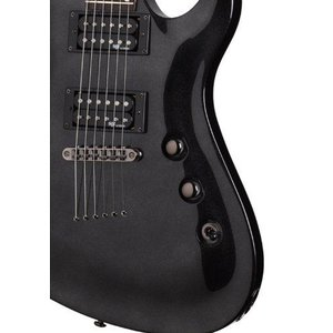 Schecter シェクター Avenger SGR 6-string Guitar, Metallic Black|worldmusic|02