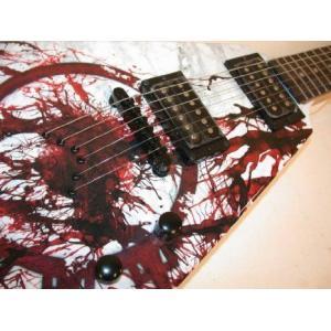 Dean (ディーン) Michael Amott エレキギター, Tyrant X Splatter, FREE Strap/Tuner/Strings エレキギ|worldmusic|03