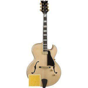 【商品名】Dean Palomino Solo Archtop Guitar, Antique Na...