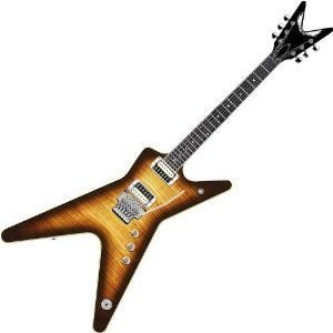 【商品名】Dean ML 79 Guitar with Floyd Rose Tremelo, Tr...