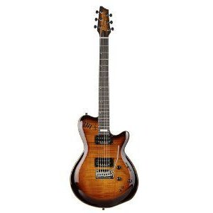 Godin (ゴダン) Freeway Classic エレキギター (Black Pearl MN エレキギター エレクトリックギター ギタ|worldmusic