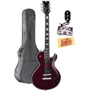 Dean (ディーン) Thoroughbred Deluxe エレキギター Bundle with...
