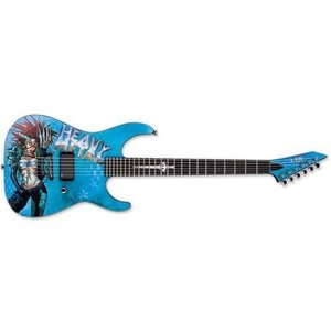 【商品名】ESP LTD Heavy Metal 1 Graphic 限定モデル Guitar wi...