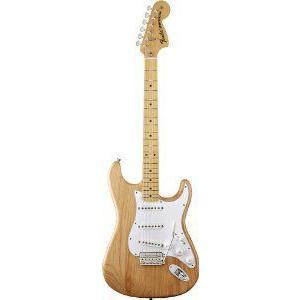Fender (フェンダー) Classic Series '70s ストラトキャスターR エレキギター, Natural, Maple Fretboa|worldmusic