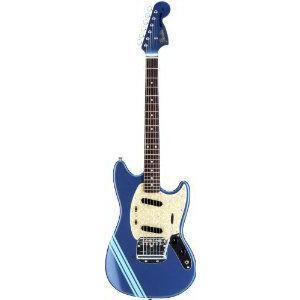 Fender (フェンダー) Japan MG73/CO OLB Mustang エレキギター (Japan Import) エレキギター エレクトリ|worldmusic