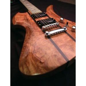 B.C. Rich (B.C. リッチ) Mockingbird Exotic Classic エレキギター, Spalted Maple エレキギター エレ|worldmusic