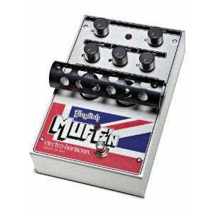 Electro Harmonix English Muff'n Tube Overdrive Ped...