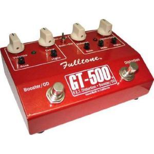 【商品名】Fulltone フルトーン GT-500 FET ディストーション + ブースト and...